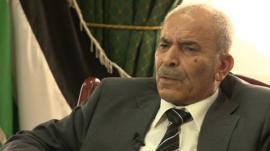 Jordan's Justice Minister Ahmad Ziadat