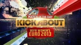 MOTDK's guide to the Women's Euros 2013