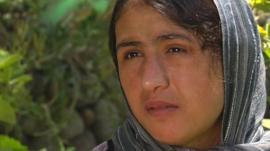 Sahar Gul speaks about her fears