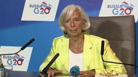 Christine Lagarde,