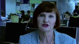 Dame Barbara Hakin, Deputy Chief Executive of NHS England
