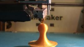3D printed bath plug