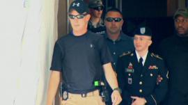 Bradley Manning faces a possible 136 years in prison