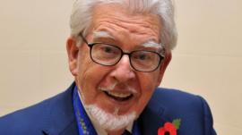 Rolf Harris pictured in November 2012