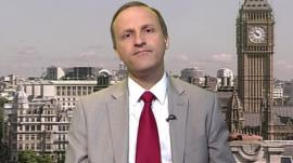 Work and Pensions Minister Steve Webb