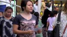 Thai economy G/Vs