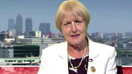 Barbara Young, chief executive of Diabetes UK