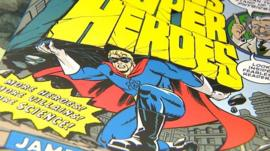 The physics of super heroes