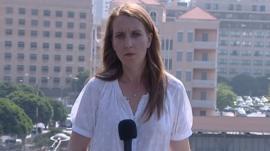 Yolande Knell in Beirut
