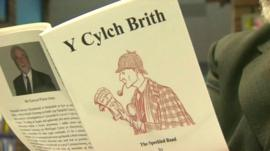 Sherlock Holmes story translated into Welsh