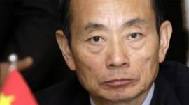 File picture of Jiang Jiemin