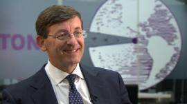 Vodafone group chief executive Vittorio Colao