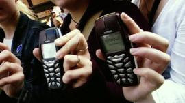 Early Nokia phones