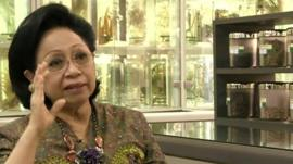Martha Tilaar, Indonesian entrepreneur
