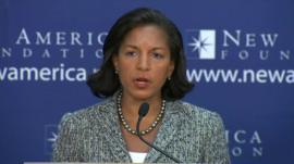 Susan Rice at New American Foundation 9 September 2013