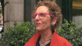 Raquel Rolnik, the UN special rapporteur on housing