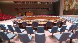 Inside UN Security Council