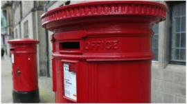 Plans confirmed for Royal Mail sell off
