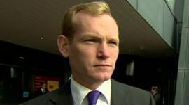 Liberal Democrat MP Jeremy Browne