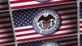 US Fed Reserve logo