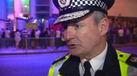 Chief Constable Adrian Lee