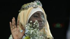 Winner of Muslimah World 2013, Obabiyi Aishah Ajibola