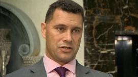 UKIP City spokesman Steven Woolfe