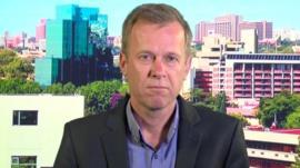 The BBC's Andrew Harding