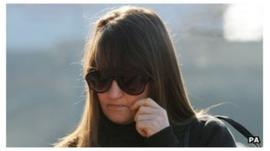 Amanda Hutton accused of killing son Hamzah Kahn