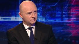 Shadow work and pensions spokesman Liam Byrne