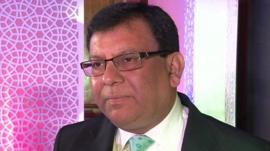 Air India's managing director Rohit Nandan