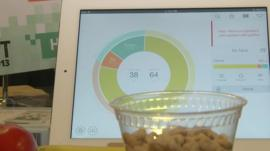 'Smart' scales assessing cereal