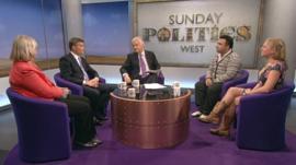 Sunday Politics West
