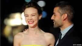 Carey Mulligan and Oscar Isaac