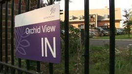 Orchid View care home