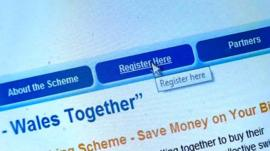 Energy saving website