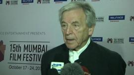 French film-maker Costa Gavras