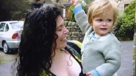 Rachael Slack and her son Auden were murdered by her former partner in Derbyshire in 2010