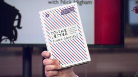 Book cover for To The Letter