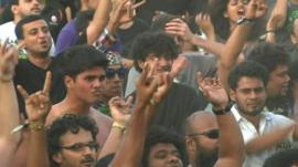 Indian indie rock fans