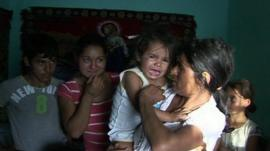 Romanian families struggle to survive