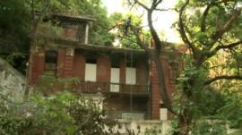 Hong Kong building said to be haunted
