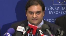 Claude Moraes, head of European delegation