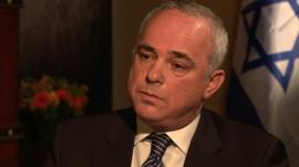 Israeli Minister of Intelligence, Yuval Steinitz