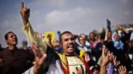 Muslim Brotherhood and supporters of ousted president Mohammed Morsi