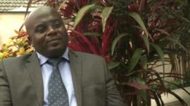 Bertrand Bisimwa
