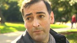 Alistair McGowan talks E. F. Schumacher