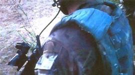Marine footage