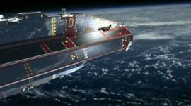 Animation of Gravity Field and Steady-State Ocean Circulation Explorer