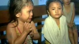Child survivors